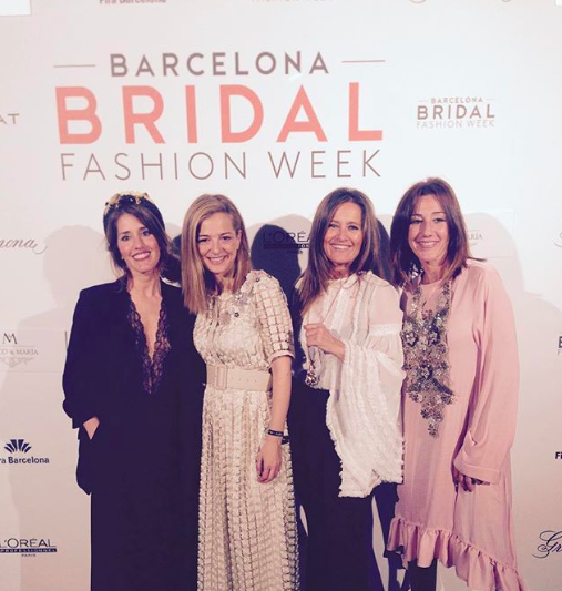 BARCELONA BRIDAL WEEK 1